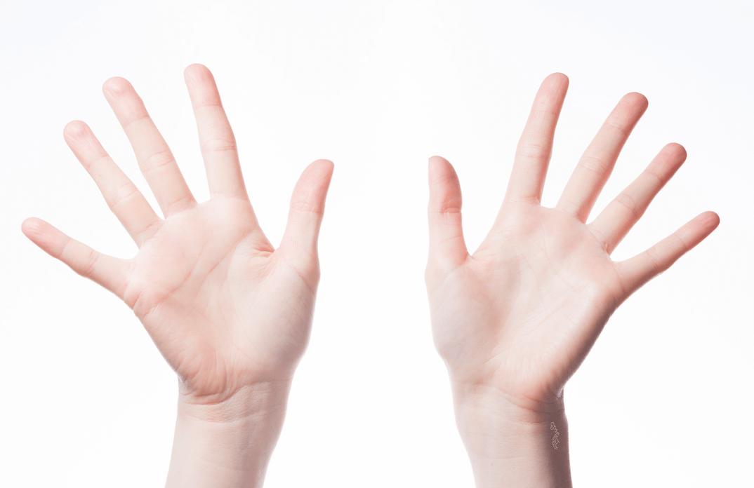cuidado para las manos secas