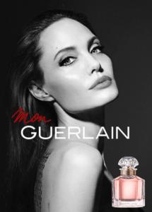 Angelina Jolie Mon Guerlain