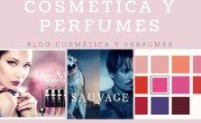 Novedades cosmetica perfumes abril 2018