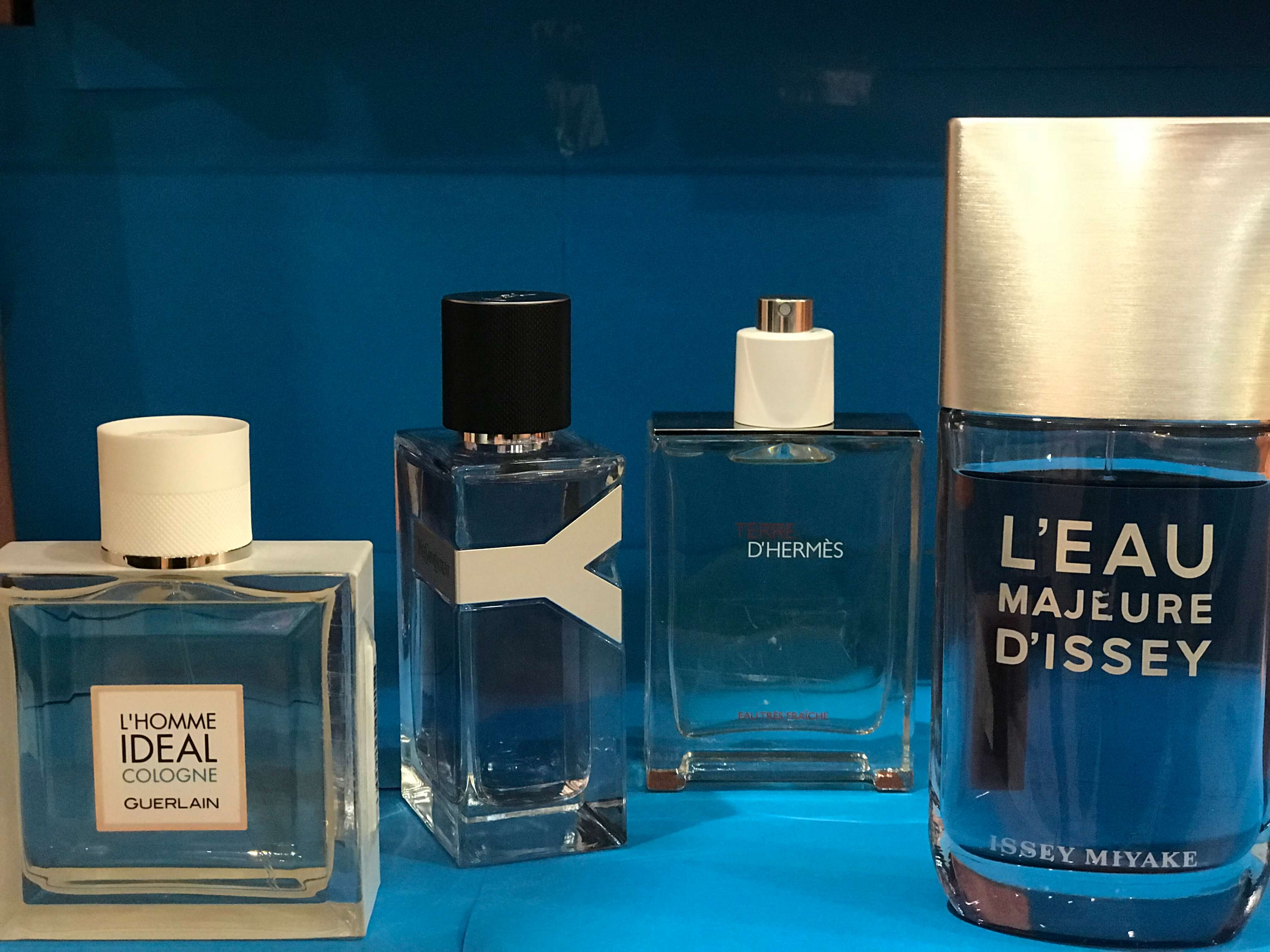 mejores perfumes para hombre homme herme issey