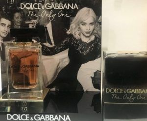 DOLCE AND GABBANA THE ONLY ONE