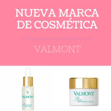 Nueva marca de cosmética Valmont 7