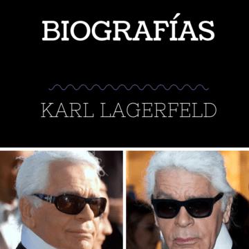 BIOGRAFIA KARL LAGERFELD