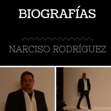 Biografía Narciso Rodríguez 2