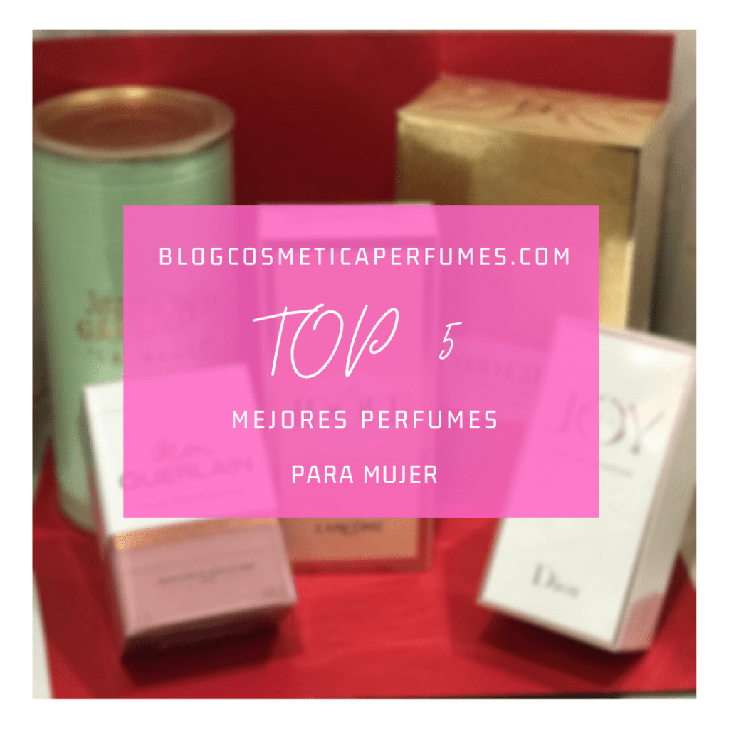 top mejores perfumes mujer 2019