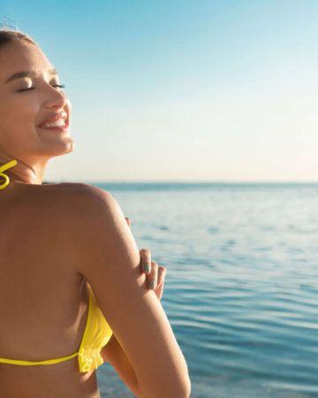 cómo conseguir una piel bronceada